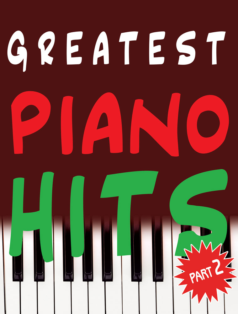 GREATEST PIANO HITS. ЧАСТИНА 2